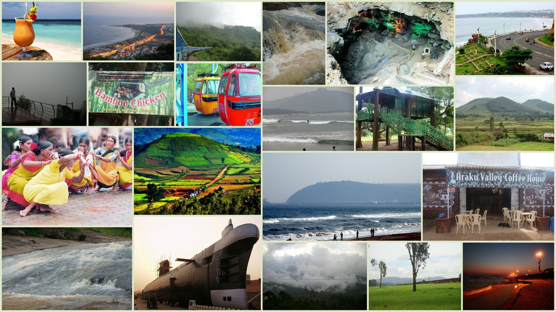 Vizag Unforgettable Experience