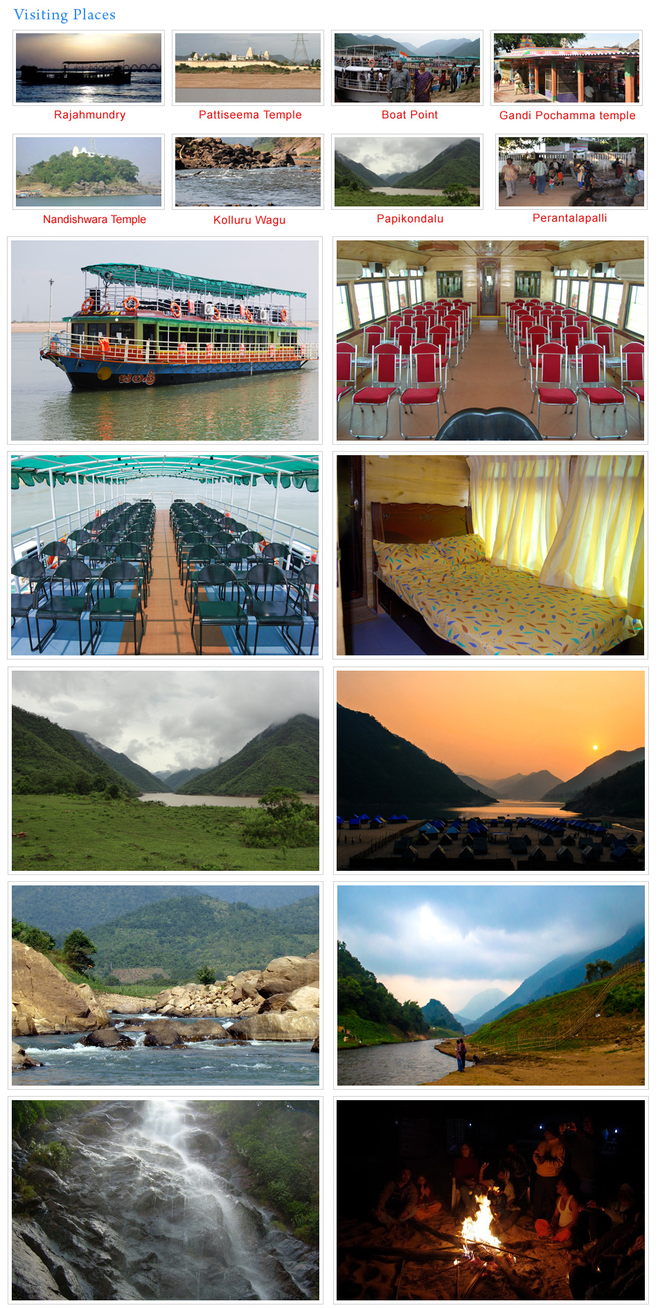 Papikondalu 1 Day Package
